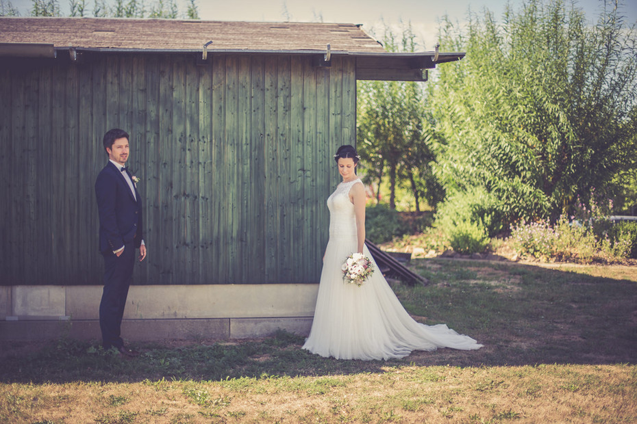 Vintage   Hochzeit   Scheune