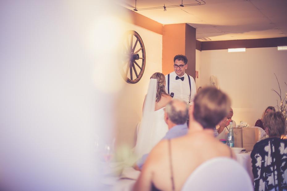 Hochzeitsrede | Brautpaar