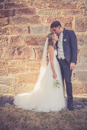 Brautpaar | Kirche