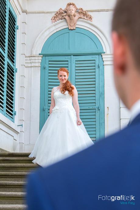 Braut | Bräutigam | Schulter
