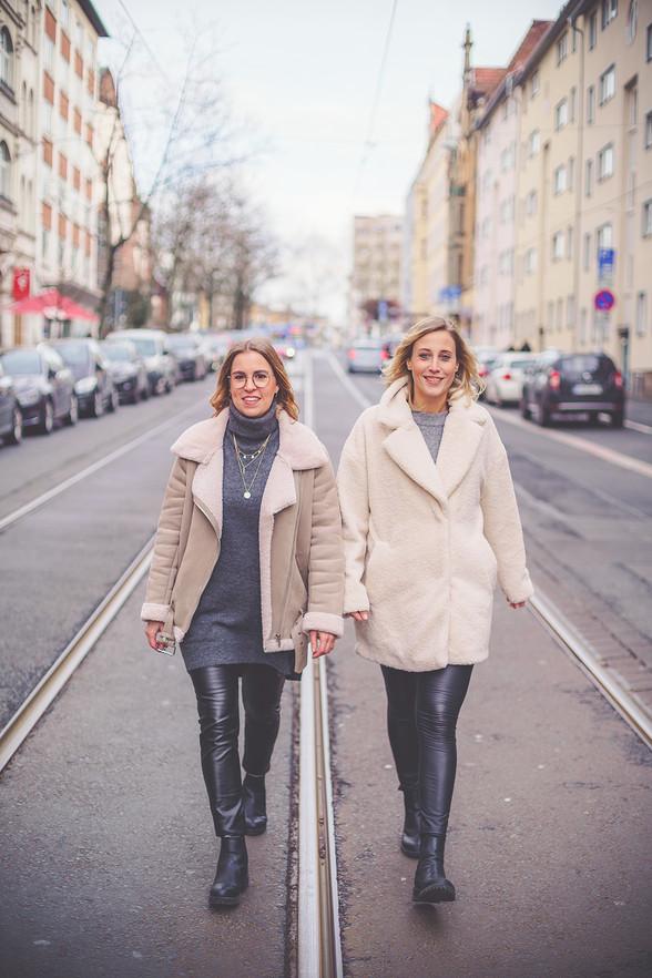 Freundschaftsshooting   Friedrich-Ebert-Straße Kassel