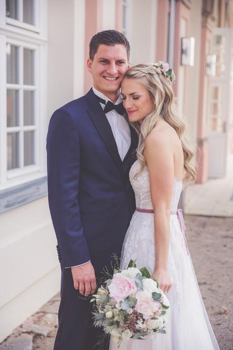 Hochzeit   Morschen   Brautpaar