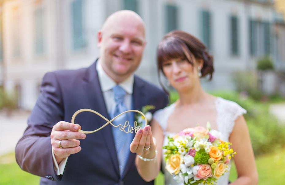 Unendlichkeitszeichen | Hochzeit | Liebe