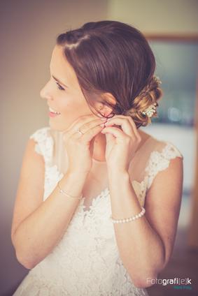 Ohrringe | Braut | get-ready | Shooting