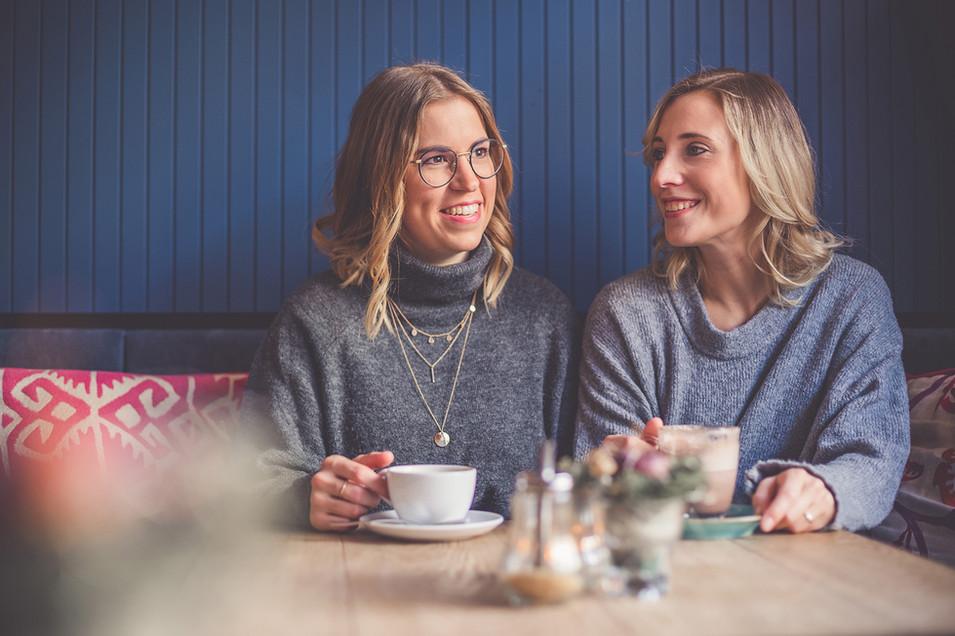 Freundschaftsshooting   Bistro Hahn   Kaffeepause