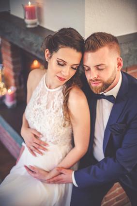 Homestory | Hochzeit | Kerzen