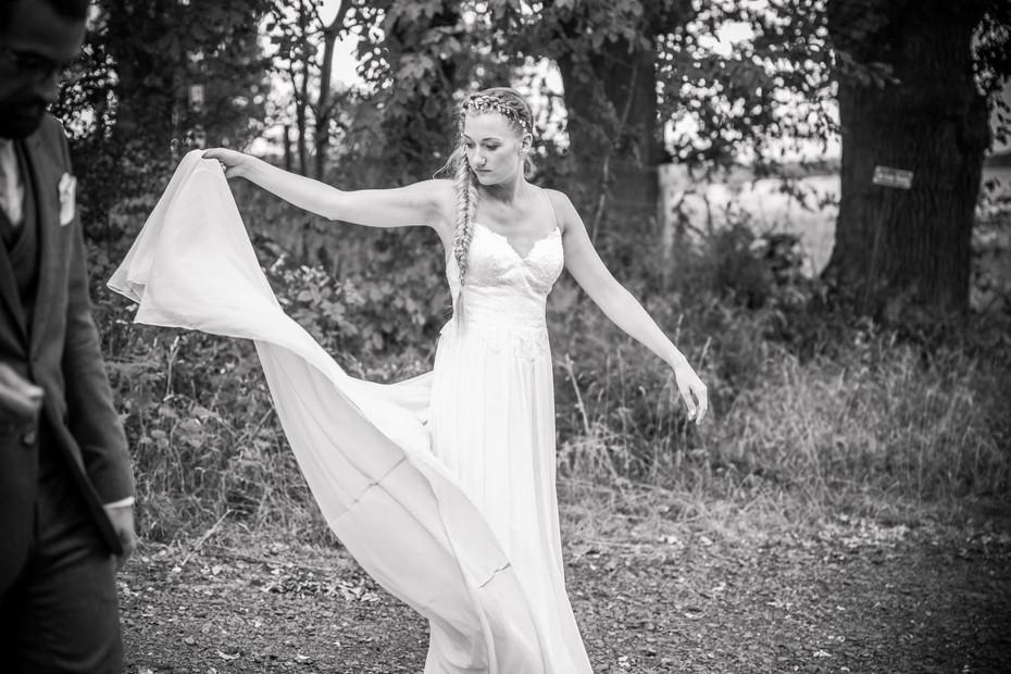 Braut | Tanzen | Brautkleid