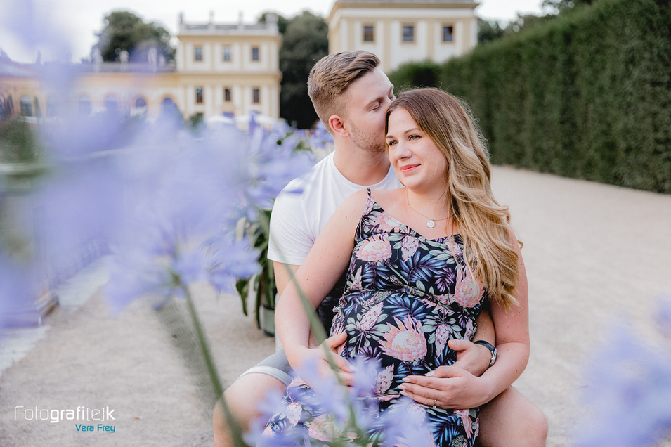 Orangerie Kassel | Babybauchshooting