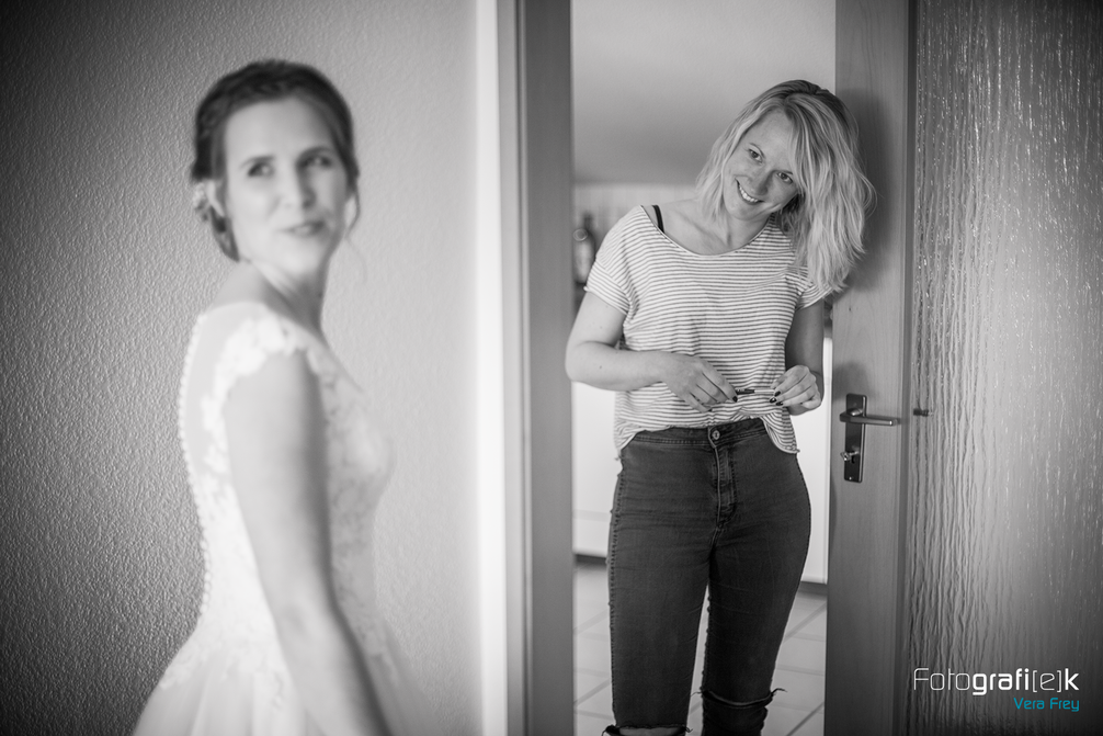 Braut   Hochzeit   get-ready   Shooting