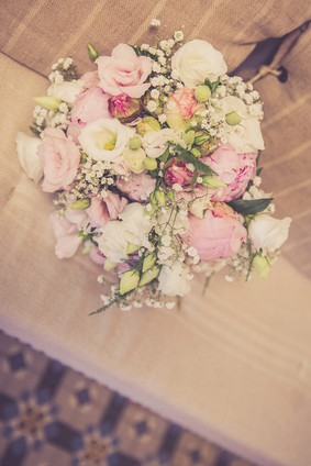 Brautstrauß   Vintage   Blumen