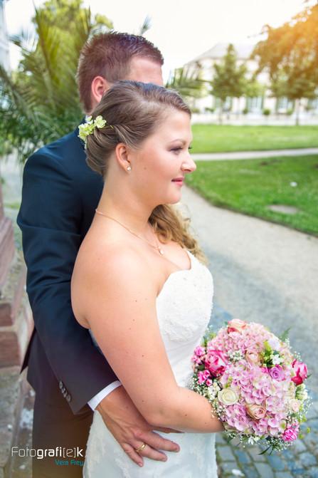 Brautpaarshooting | Gewächshaus | Bergpark Kassel