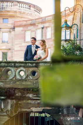 Schloss | Wilhelmshöhe | Brautpaarshooting