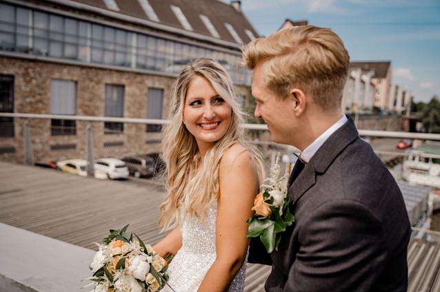Braut-Hochzeit-Kassel-Fulda-Brücke-Unte