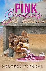 PINK SNEAKERS Book Cover