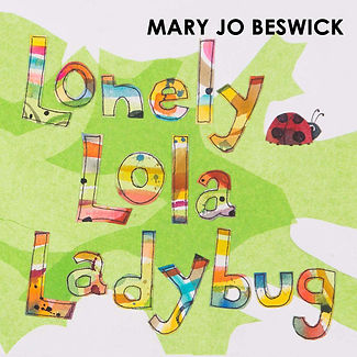 LONELY LOLA LADYBUG Book Cover