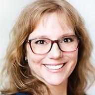 Portrait of Katharine Houston-Voss