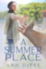 A SUMMER PLACE COVER