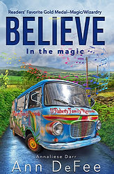 BELIEVE IN THE MAGIC Book Cover