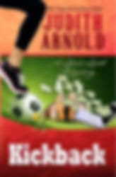 KICKBACK Book Cover