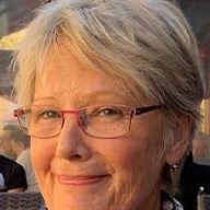Portrait of Mary Jo Beswick