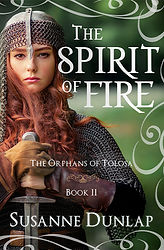 THE SPIRIT OF FIRE Book Cover