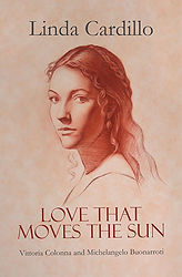 LOVE THAT MOVES THE SUN Book Cover