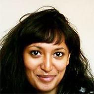 Portrait of Padma Bhatt
