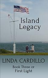 ISLAND LEGACY Book Cover