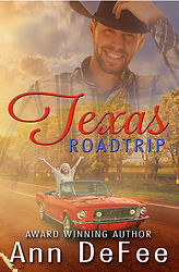 TEXAS ROAD TRIP Book Cover