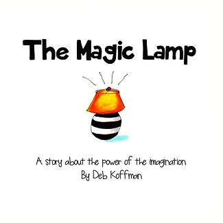 THE MAGIC LAMP Book Cover