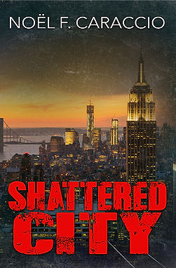 SHATTERED CITY Book Cover