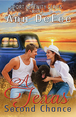 A TEXAS SECOND CHANCE Book Cover