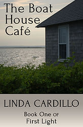 THE BOAT HOUSE CAFE Book Cover
