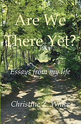 ARE WE THERE YET Book Cover