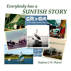 EVERYBODY HAS A SUNFISH STORY Book Cover