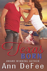 TEXAS BORN Book Cover