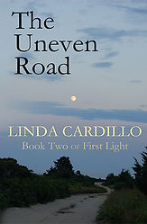 THE UNEVEN ROAD Book Cover