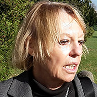 Portrait of Ingrid Teply-Baubinder