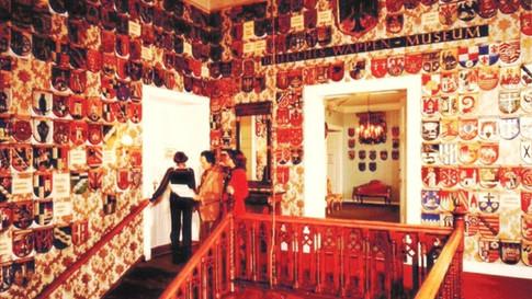 Staircase at the Royal Villa Berchtesgaden