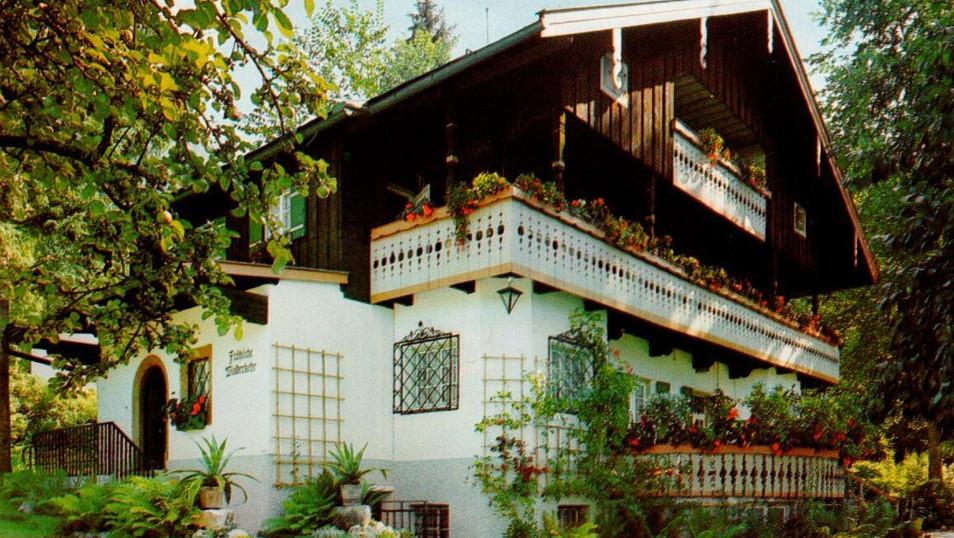 """Haus """"Fröhliche Wiederkehr"""" in Dorf Königsee"""