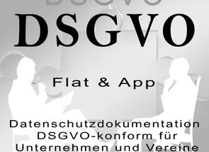 DSGVO Flat & App gestartet