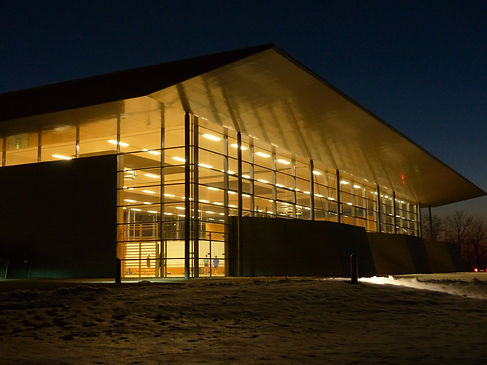 light-architecture-structure-wood-night-