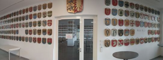 Coat of arms exhibition, East Germany