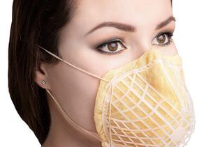 Mehrweg-Masken helfen über die Krise
