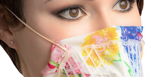 Masken-Set zum selber bauen