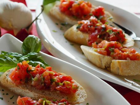 Tomaten-Appetizer