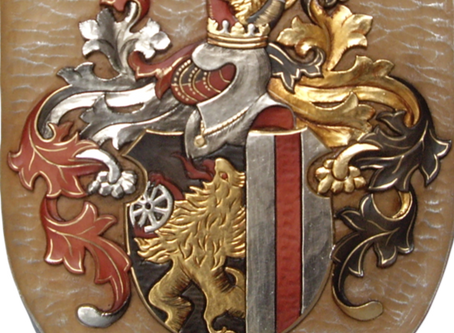 Wappenformate, -material, -ausführung, -preise