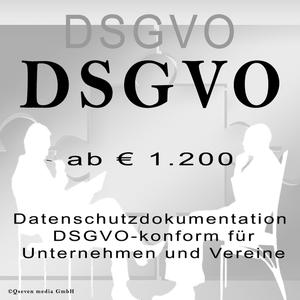 DSGVO | ab € 1.200
