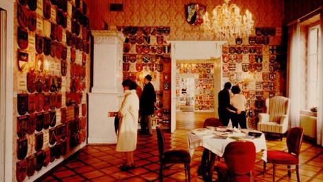 Länderaustellung in der Königliche Villa Berchtesgaden