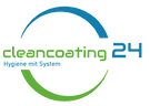 Logo | CleanCoating24 | Hygiene mit System
